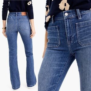 Demi Boot Jeans by J Crew